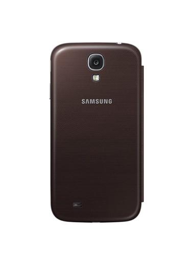 Samsung Samsung Galaxy S4 Uyumlu Flip Cover Orjinal Telefon Kılıfı Renkli